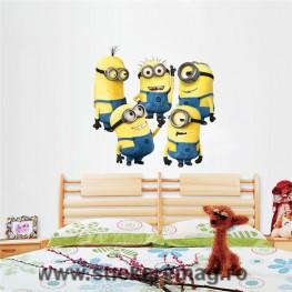 Sticker decorativ Minioni L