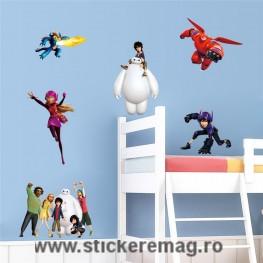 Sticker decorativ Hero Baymax