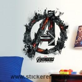 Sticker decorativ Avengers Ultron