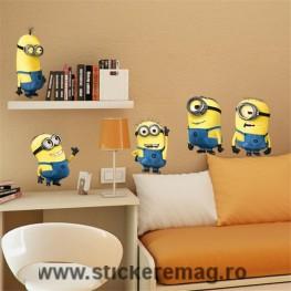 Sticker decorativ Minioni S
