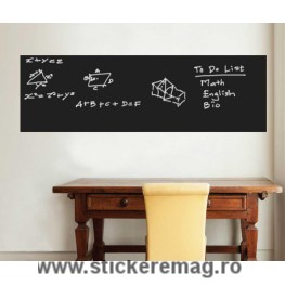 Sticker Blackboard